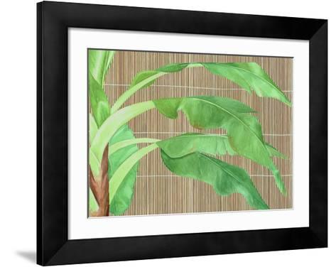 Tropical Leaves I-D^ Patrian-Framed Art Print