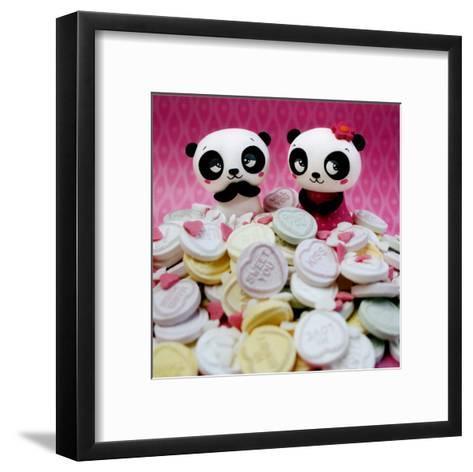 Sweet You!-Miss Bonbon-Framed Art Print