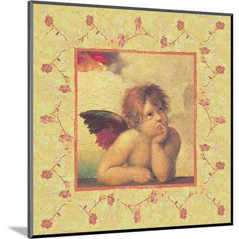 Angels and Cupids III--Mounted Art Print