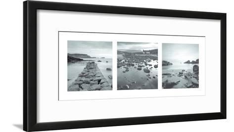 Roky Shores--Framed Art Print