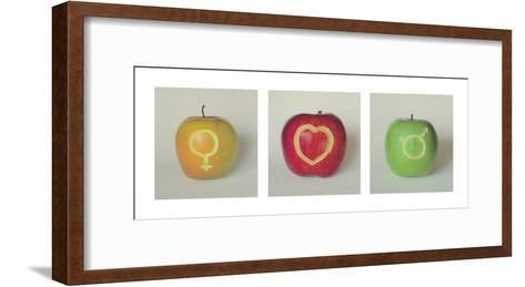 Summer Love--Framed Art Print