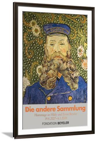 Le Facteur Roulin-billboard-Vincent van Gogh-Framed Art Print