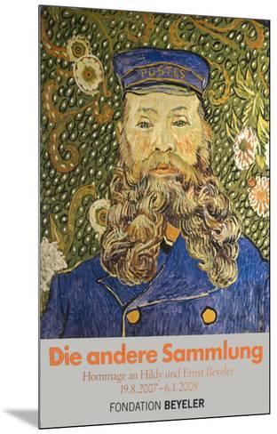 Le Facteur Roulin-billboard-Vincent van Gogh-Mounted Art Print