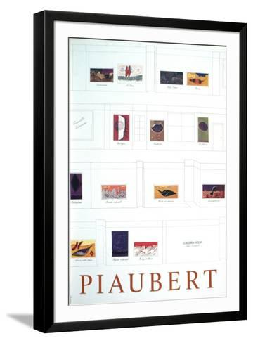 Galerie Iolas-Jean Piaubert-Framed Art Print