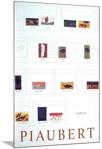 Galerie Iolas-Jean Piaubert-Mounted Art Print