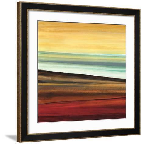 Picnic Perfect I-Jeni Lee-Framed Art Print