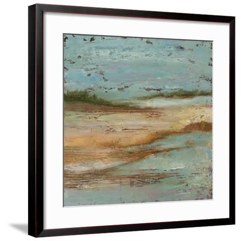 Sunset Lake II-Norm Olson-Framed Art Print