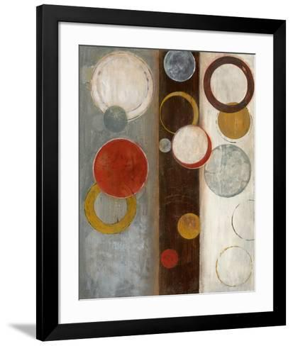 Crescent Moon I--Framed Art Print