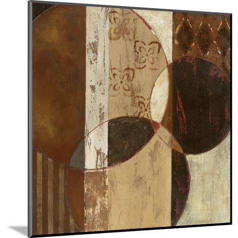 Kaleidoscope I-Carol Robinson-Mounted Art Print