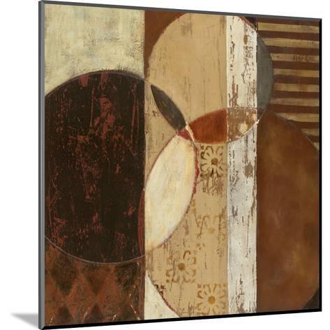Kaleidoscope II-Carol Robinson-Mounted Art Print