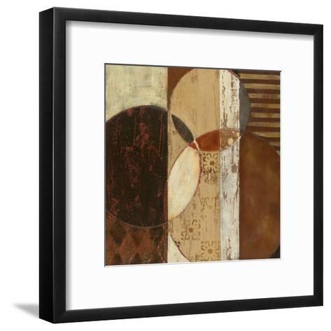Kaleidoscope II-Carol Robinson-Framed Art Print