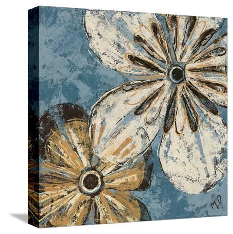 Berkeley's Flowers II-Maria Donovan-Stretched Canvas Print