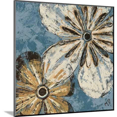 Berkeley's Flowers II-Maria Donovan-Mounted Art Print