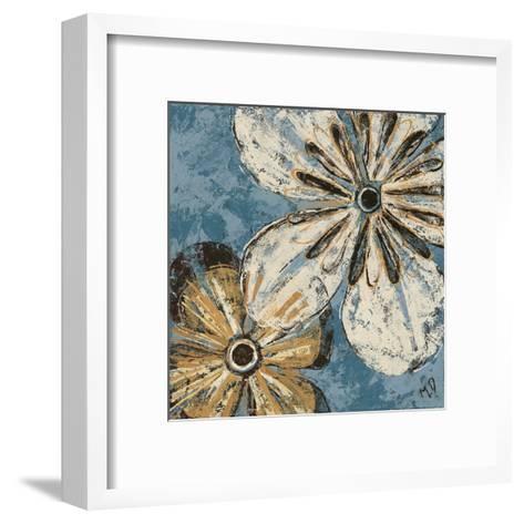Berkeley's Flowers II-Maria Donovan-Framed Art Print