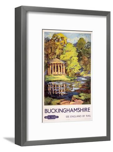 Stowe, Buckinghamshire, BR (ER), c.1950s--Framed Art Print