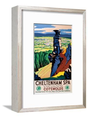 Cheltenham Spa, GWR/LMS, c.1923-1947--Framed Art Print