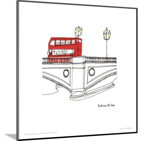 London III-Susie Brooks-Mounted Art Print