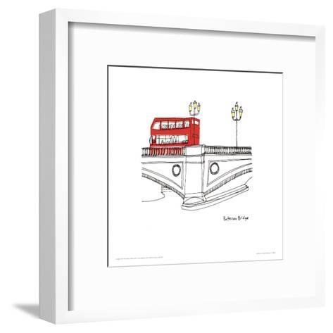 London III-Susie Brooks-Framed Art Print