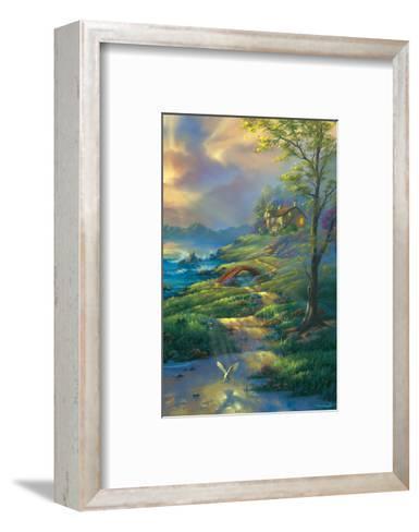 Evening Comfort-Jim Warren-Framed Art Print