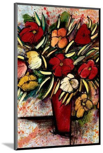 Fall Bouquet-Domenico Provenzano-Mounted Premium Giclee Print