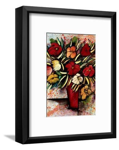 Fall Bouquet-Domenico Provenzano-Framed Art Print