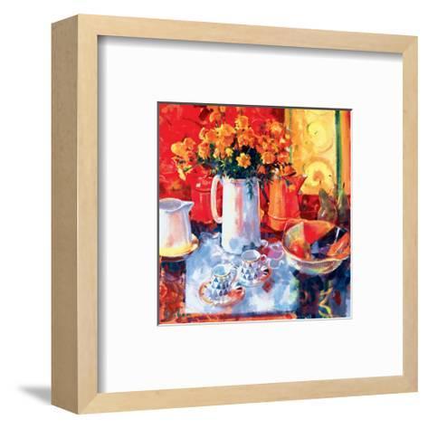 Tea For Two-Peter Graham-Framed Art Print