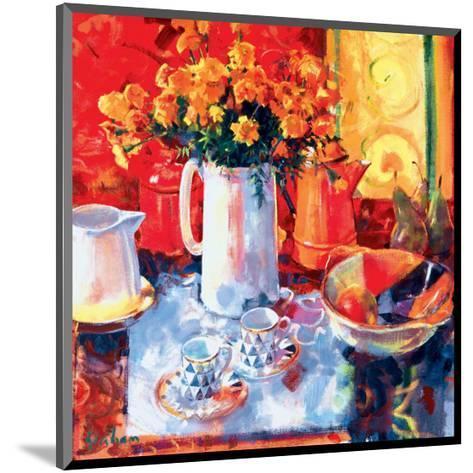 Tea For Two-Peter Graham-Mounted Premium Giclee Print