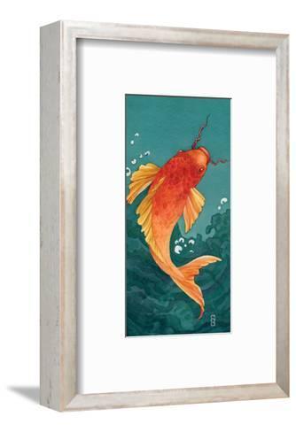 Riding The Wave II-Sybil Shane-Framed Art Print