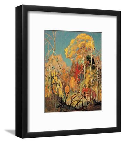 Autumn in Orillia-Franklin Carmichael-Framed Art Print