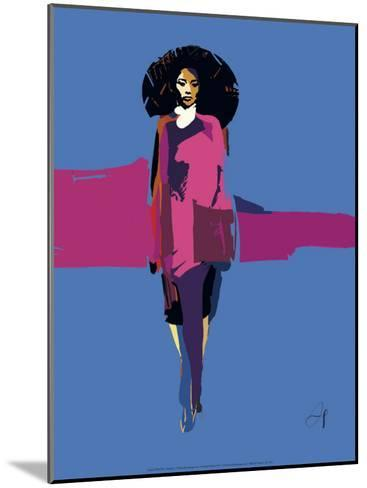 Fashion 1-Arnaud Tracol-Mounted Art Print