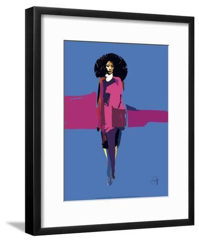 Fashion 1-Arnaud Tracol-Framed Art Print