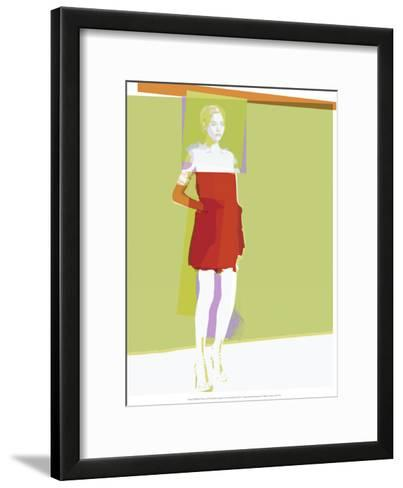 Fashion 3-Arnaud Tracol-Framed Art Print