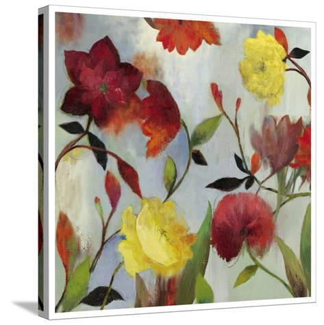 Wildflowers II-Asia Jensen-Stretched Canvas Print