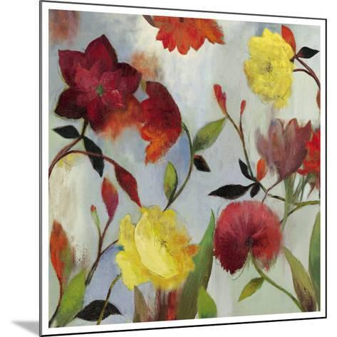 Wildflowers II-Asia Jensen-Mounted Art Print