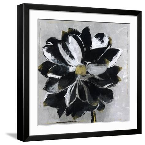 Black And White Digressions III-Winchester-Framed Art Print