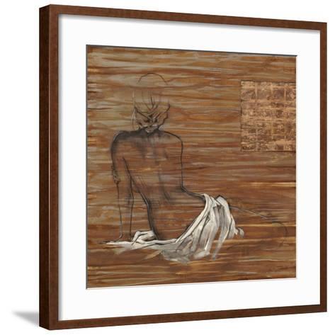 Maya-Saro-Framed Art Print