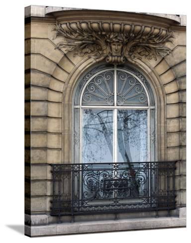 Rue De Paris I-Tony Koukos-Stretched Canvas Print