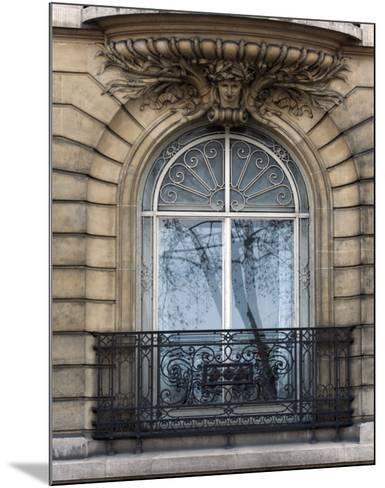 Rue De Paris I-Tony Koukos-Mounted Art Print