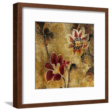 Deep Opulence I-Douglas-Framed Art Print