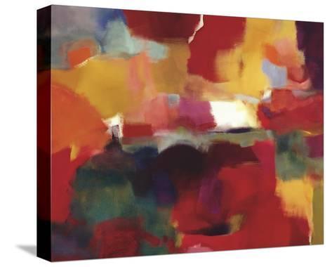 Lustrous Season-Nancy Ortenstone-Stretched Canvas Print