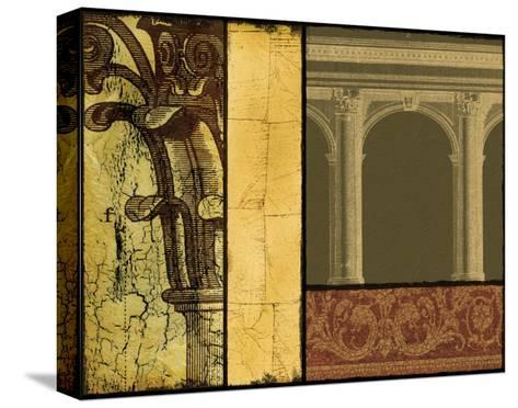 Classical Elements-Karl Rattner-Stretched Canvas Print