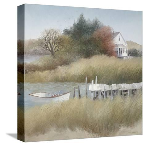 Beechwood Landing-Albert Swayhoover-Stretched Canvas Print