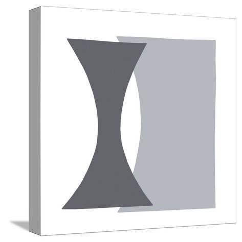 Echo II-Denise Duplock-Stretched Canvas Print