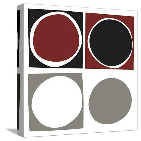 Eclipse-Denise Duplock-Stretched Canvas Print
