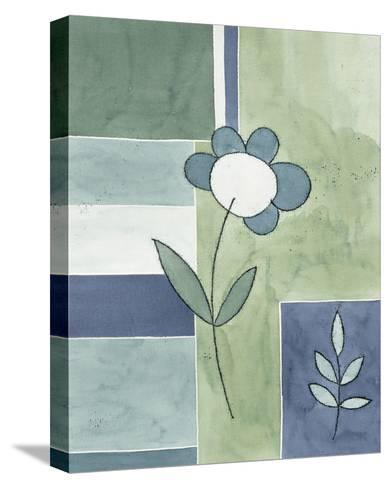 Happy Hazel-Dominique Gaudin-Stretched Canvas Print