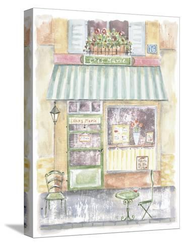 Chez Marie-Jane Claire-Stretched Canvas Print