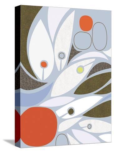 Vacuoles No. 2-Jenn Ski-Stretched Canvas Print
