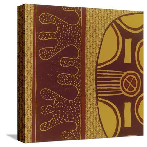 Ghana-Karl Rattner-Stretched Canvas Print