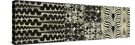 Deco Rhapsody-Mali Nave-Stretched Canvas Print