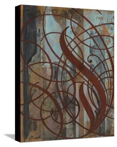 Gust-Mick Gronek-Stretched Canvas Print